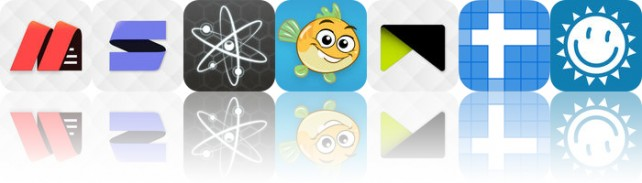 Today's apps gone free: PDF Markup Ultimate, Pocket Scanner, Chemio and more