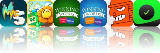 Today's apps gone free: Monster vs Sheep, Bloom Box, Compound Word Match and more