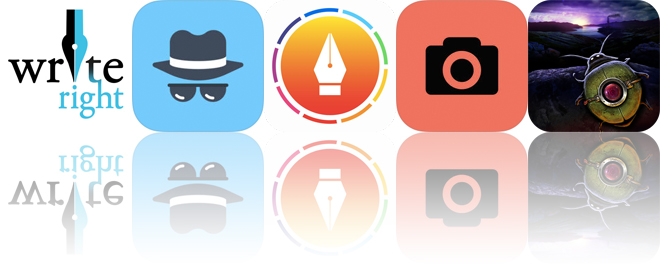 Today's apps gone free: WriteRight, Anti-Social, Tag Journal and more