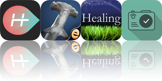 Today's apps gone free: Hypelight, Shark Puzzles, Music Healing and more