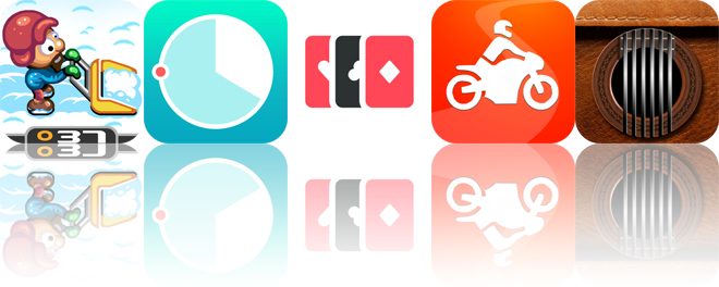 Today's apps gone free: Sunday Lawn Seasons, Thyme, Solitaere and more