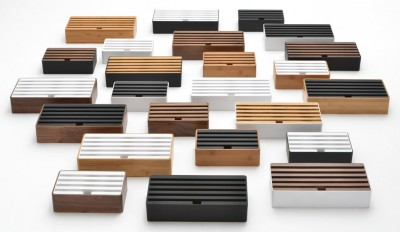 Reduce cable clutter and charge your iOS devices with AllDock