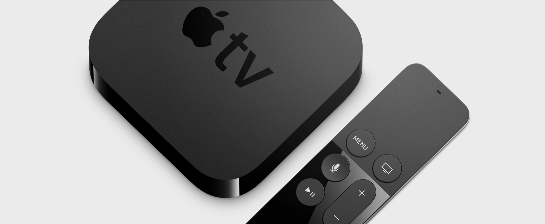 The Remote app now works with the new Apple TV