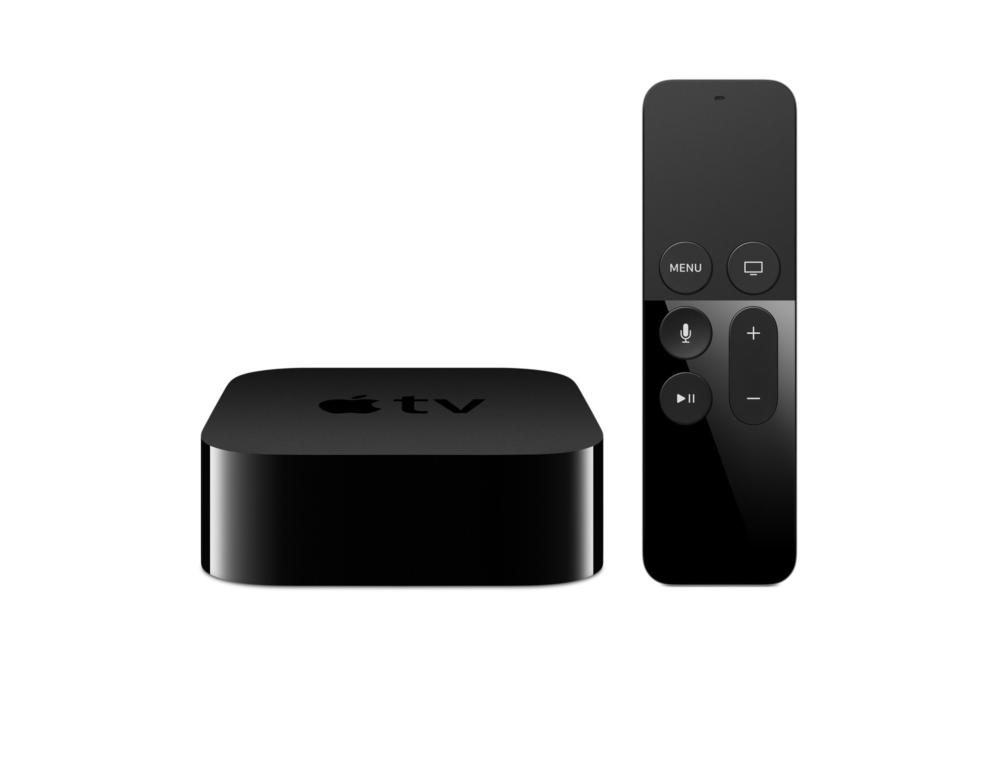 The new Apple TV was apparently a popular Christmas gift