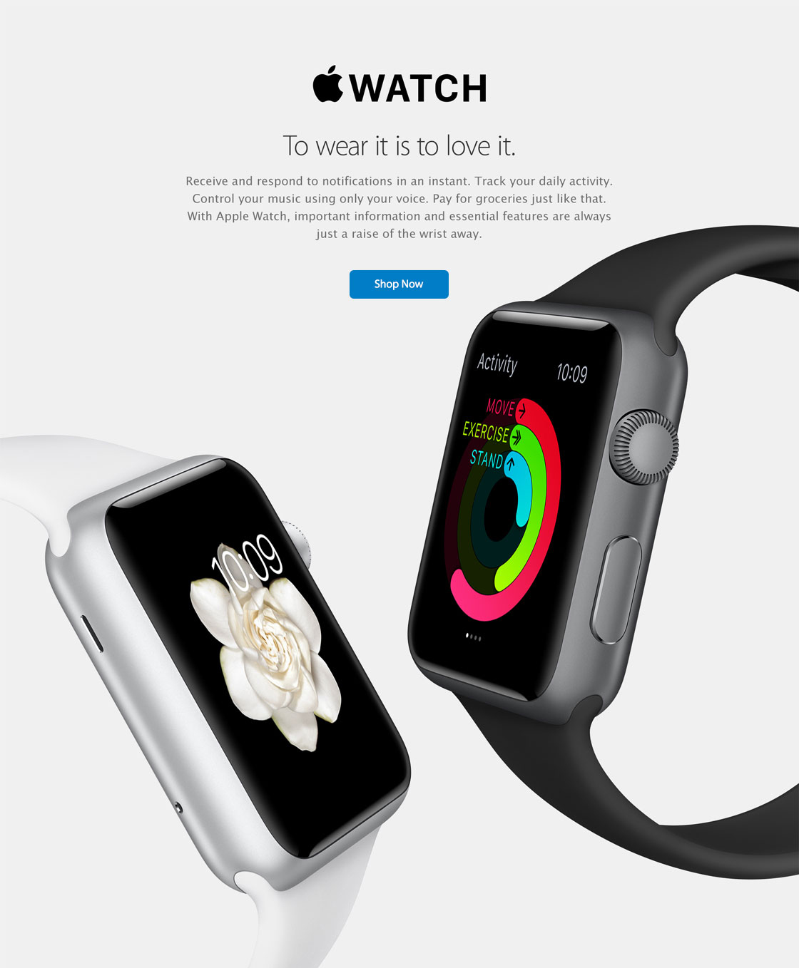 The Apple Watch Sport is now available through Walmart online