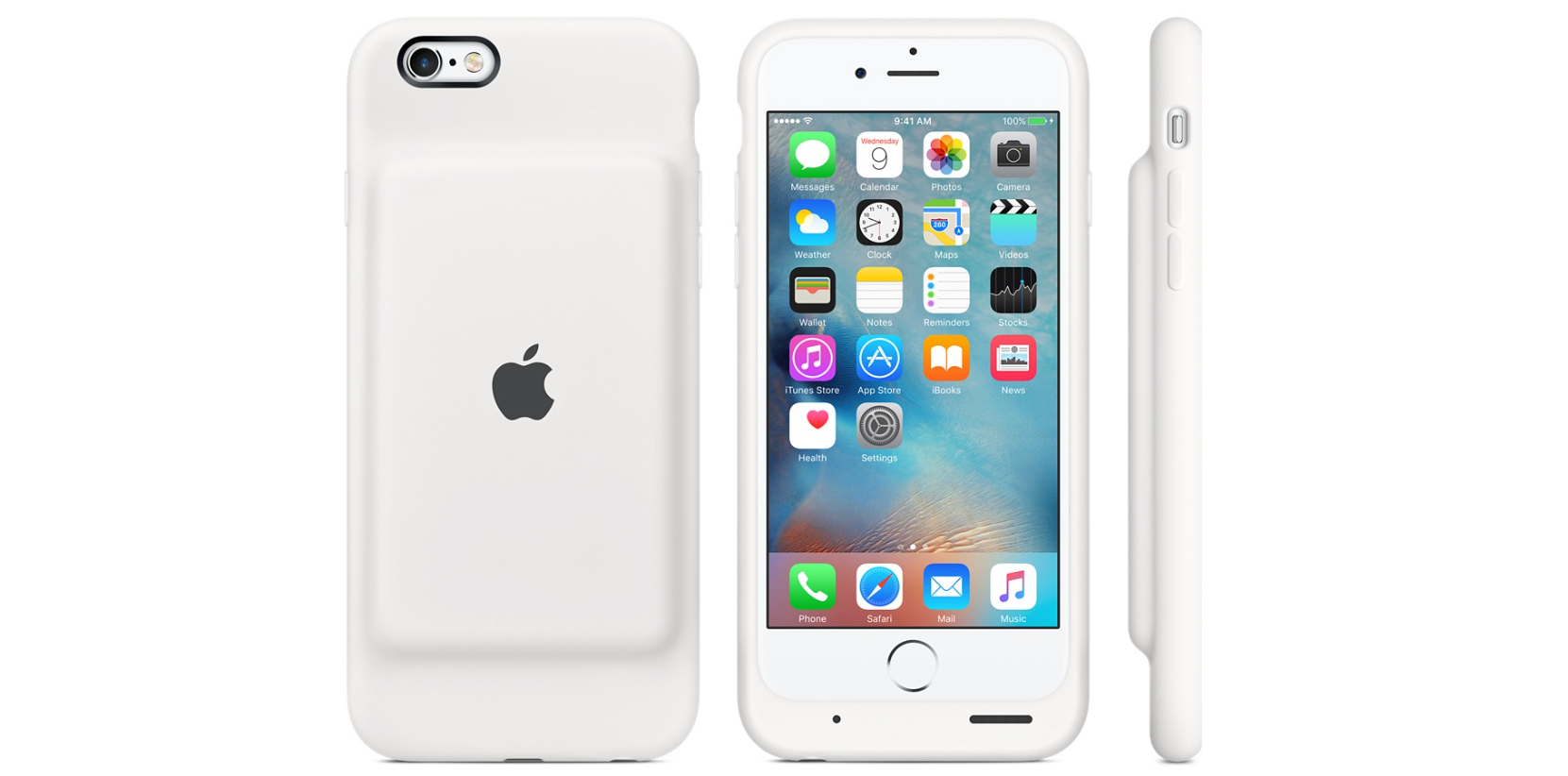 There's probably a good reason why Apple's new iPhone 6s battery case is so ugly