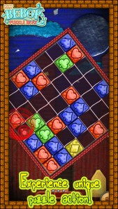 Match tiles and keep the rhythm going in Bebop Puzzle Beat