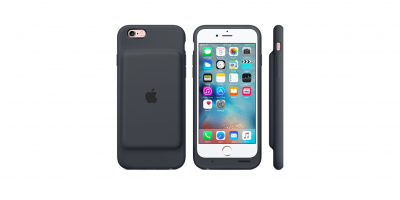 Apple releases first ever official battery case for iPhone