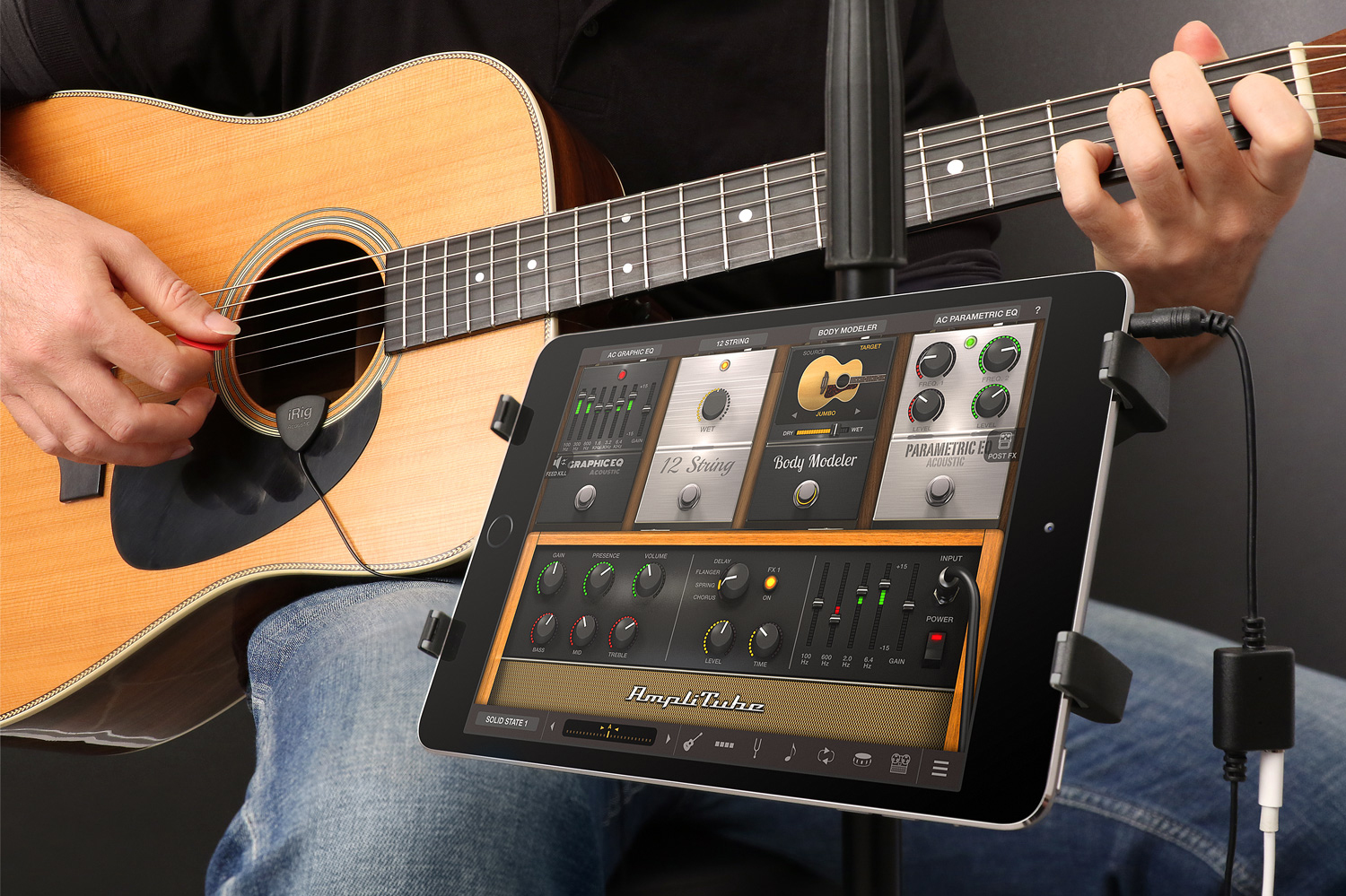 Sign up now to win our iRig Acoustic and AmpliTube Acoustic giveaway