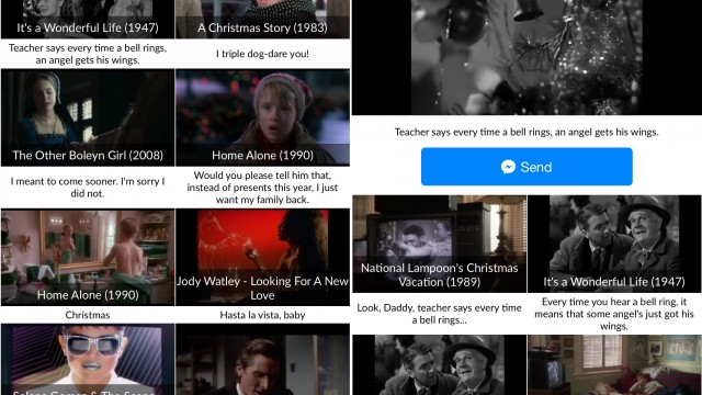 Yarn for Messenger offers a great way to share video clips inside Facebook Messenger