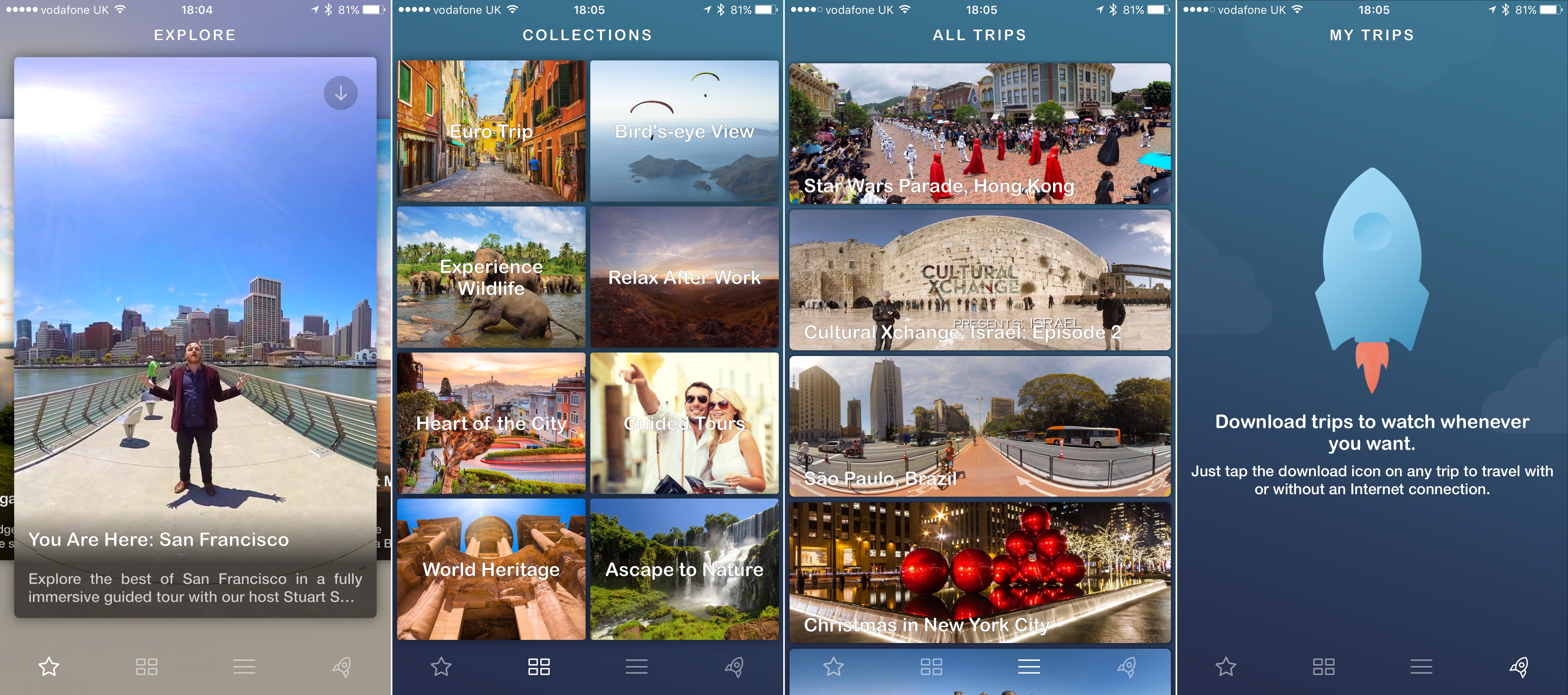 Escape the day-to-day with Ascape's virtual reality tours