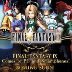 Square Enix confirms that Final Fantasy IX is heading to iOS