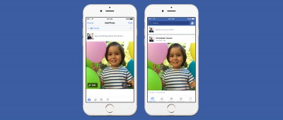 Facebook begins to roll out support for Live Photos on its iOS app
