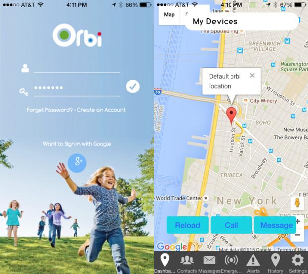 orbi-app