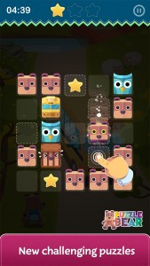 Merge bears and unravel a heartfelt story in Puzzle Bear