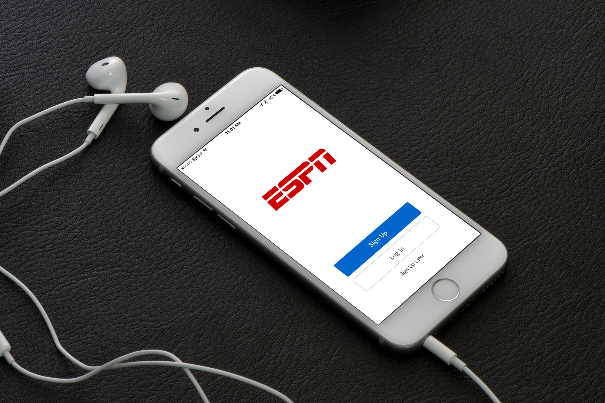 Subscribe to your favorite ESPN podcasts with a recent update