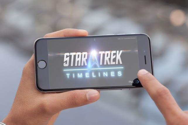 Engage in epic battles and missions in Star Trek: Timelines