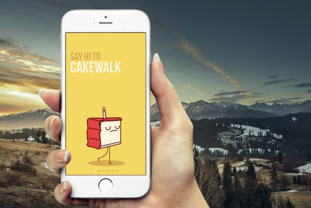 This fitness app is no Cakewalk, it will shame you