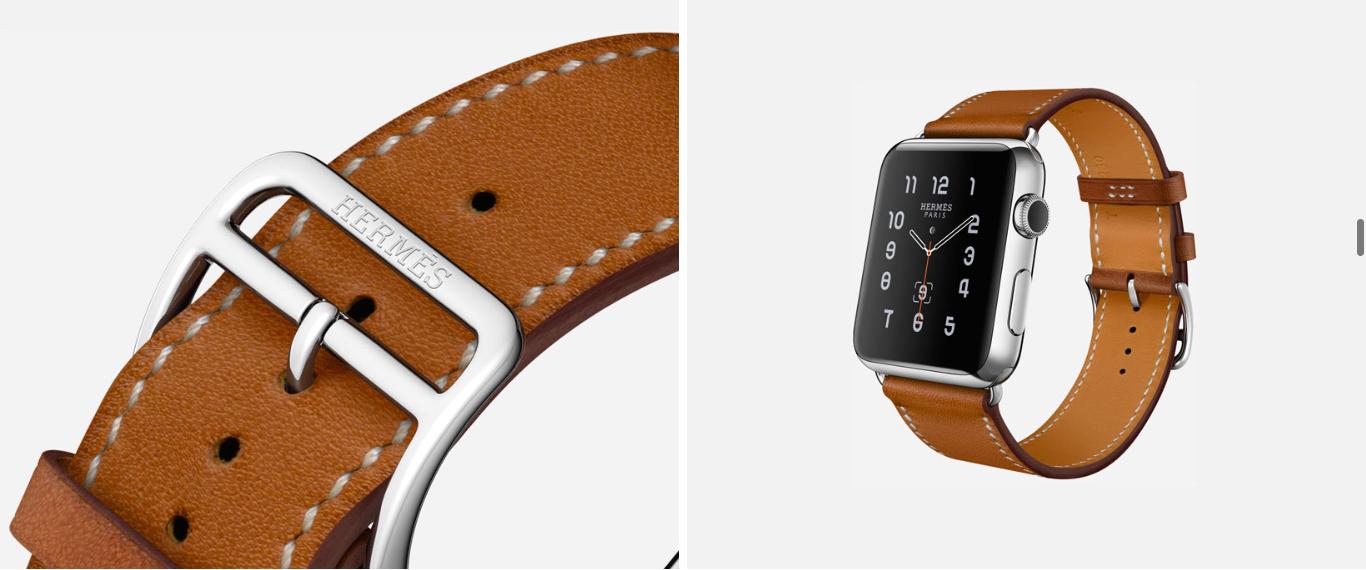 Apple Watch Hermès Single Tour