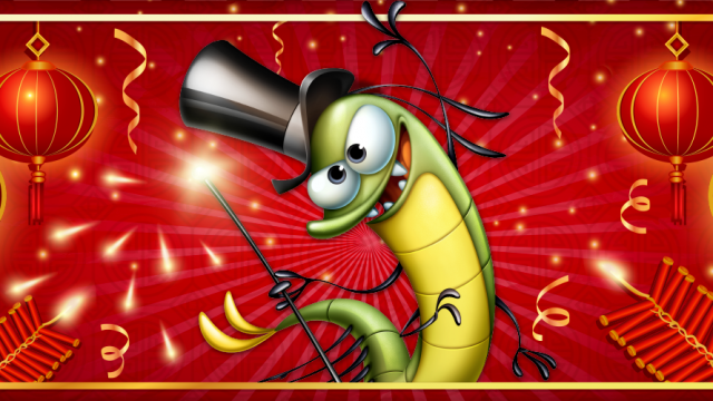 Celebrate Chinese New Year with your Best Fiends