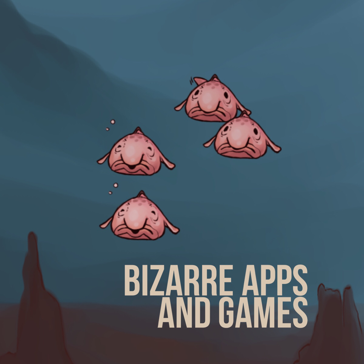 Bizarre App of the Week: Blobfish Evolution