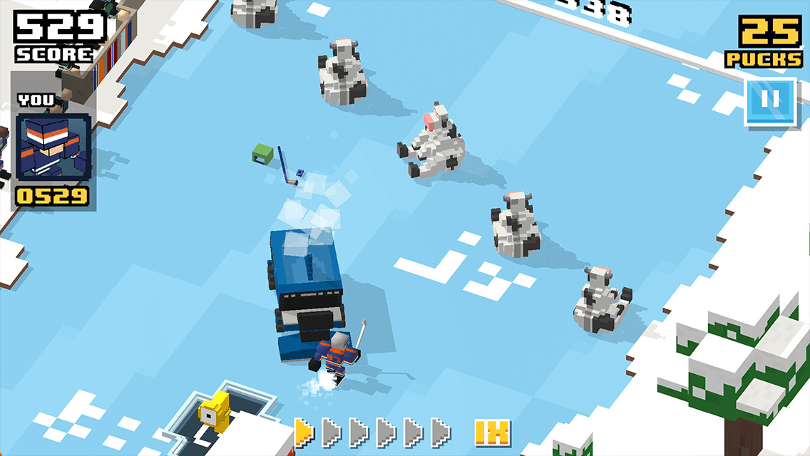 Blocky Hockey All Stars screenshot