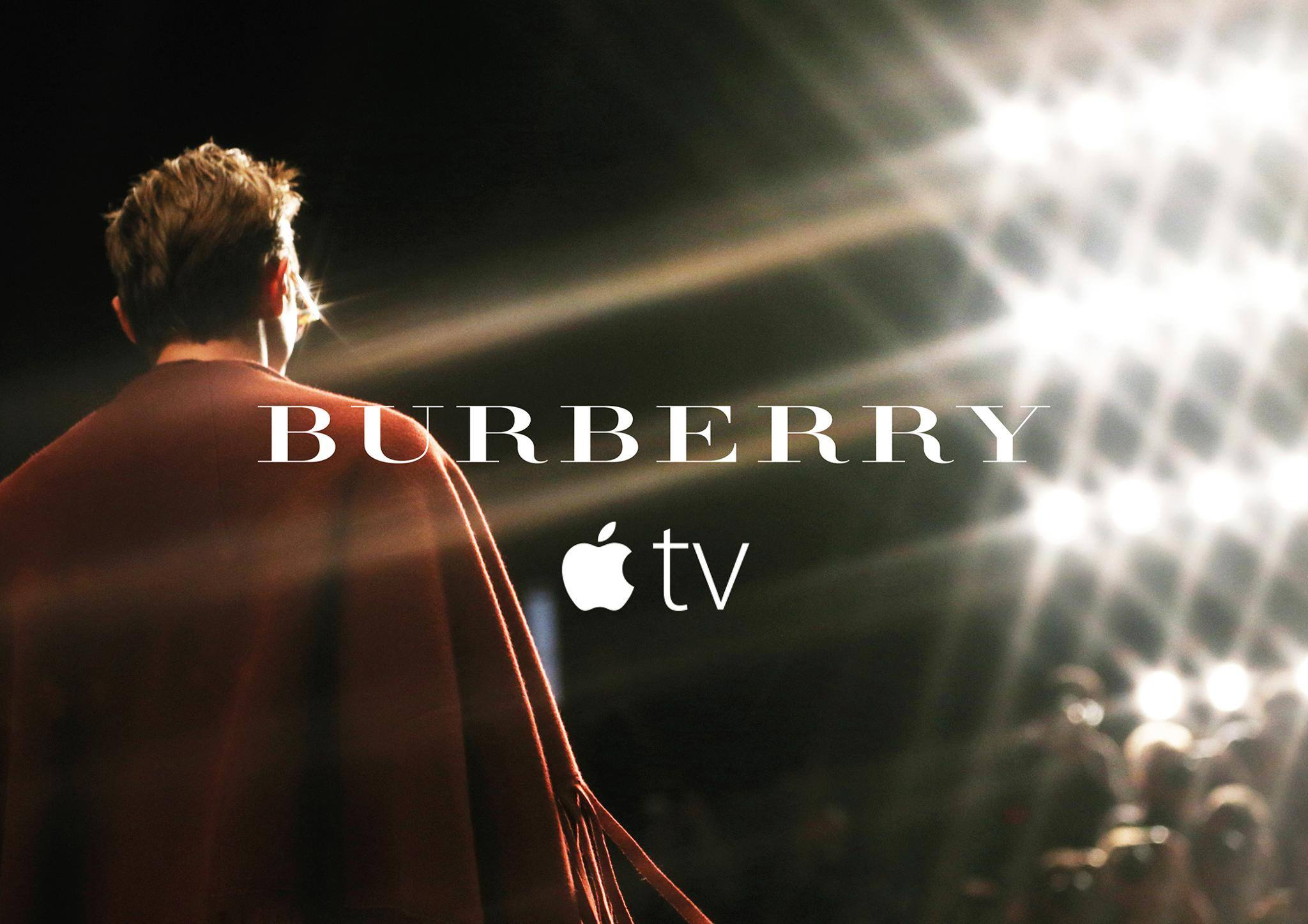 The 2016 Burberry menswear event comes to Apple TV