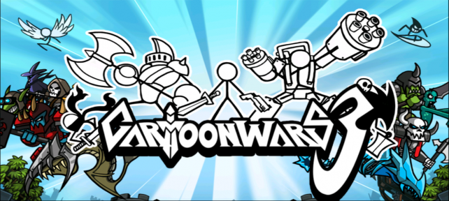 Your stick figure army returns to fight in Cartoon Wars 3