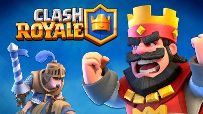 Awesome card-collecting battles come in Clash Royale