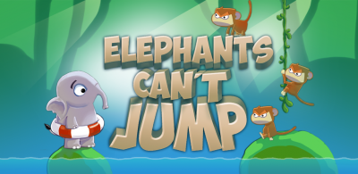 Elephants Can't Jump, or can they?