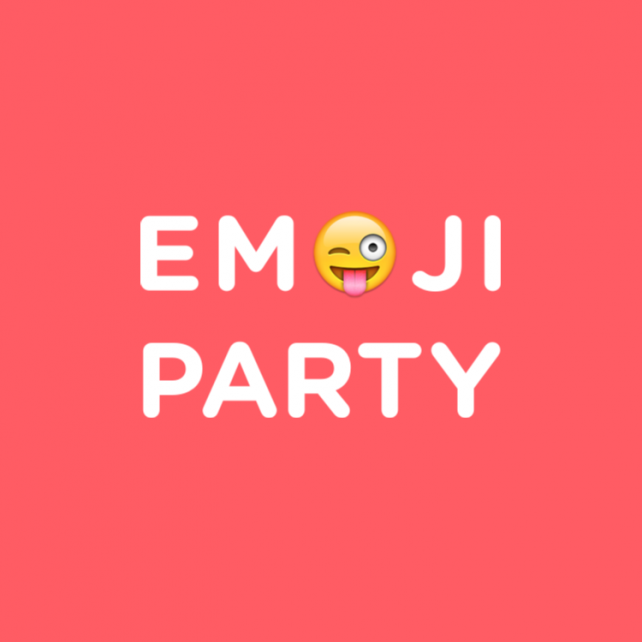 Get the Emoji Party started with this new charades game