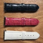 BuonGustoItaliano creates beautiful Italian leather Apple Watch bands