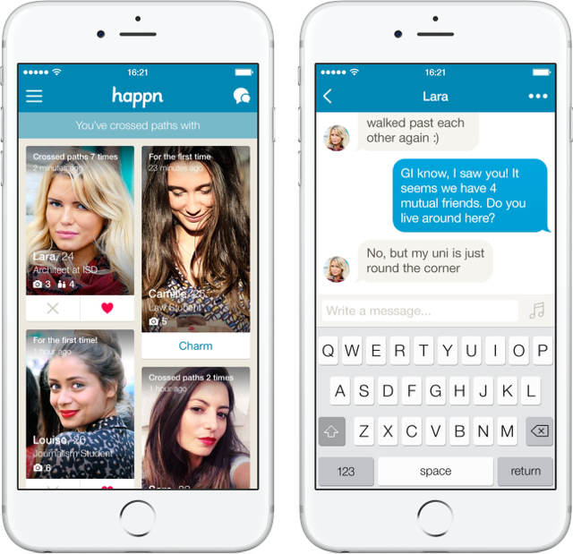 Happn Review July - Scam or good for finding true love