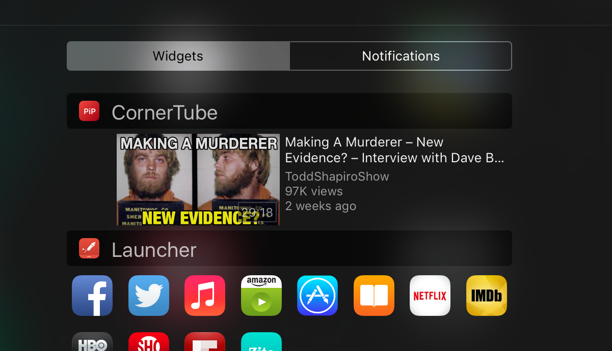 CornerTube for iPad brings Picture in Picture to YouTube, finally