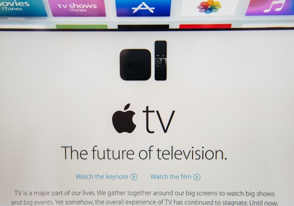 View all the Top Charts on the Apple TV without needing the set-top box