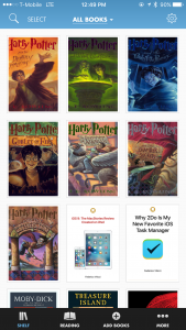 Carry your entire ePub library in your pocket with Hyphen