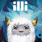 Fuzzy puzzler Illi will be crawling onto the App Store soon