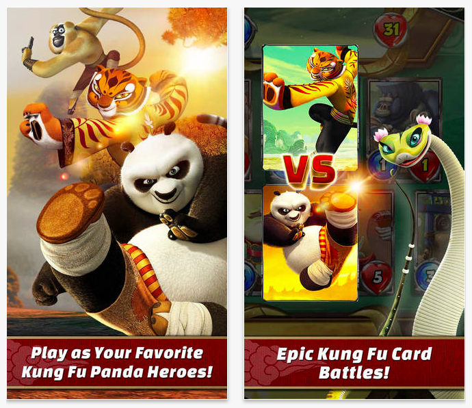 Kung Fu Panda Battle of Destiny 1