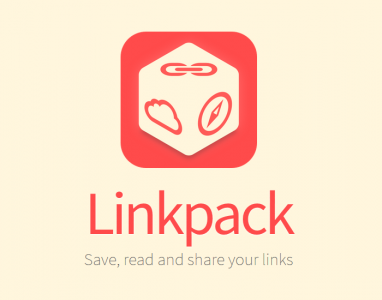 Never misplace another link, save and sync with Linkpack