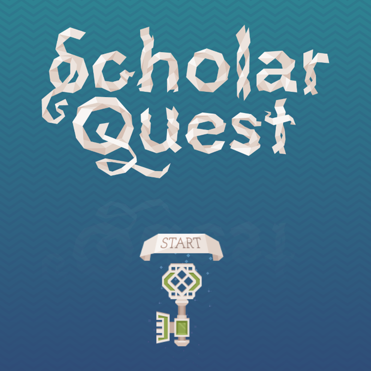 Embark on a trivia Scholar Quest with the help of Da Vinci