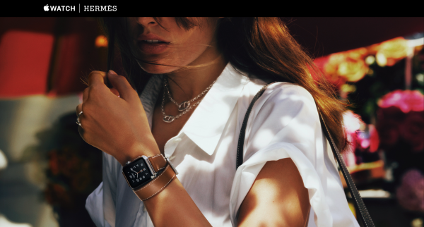 Hermès Apple Watch is now available to purchase online