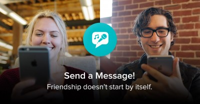 Smule adds new messaging feature to its global karaoke party app, Sing!