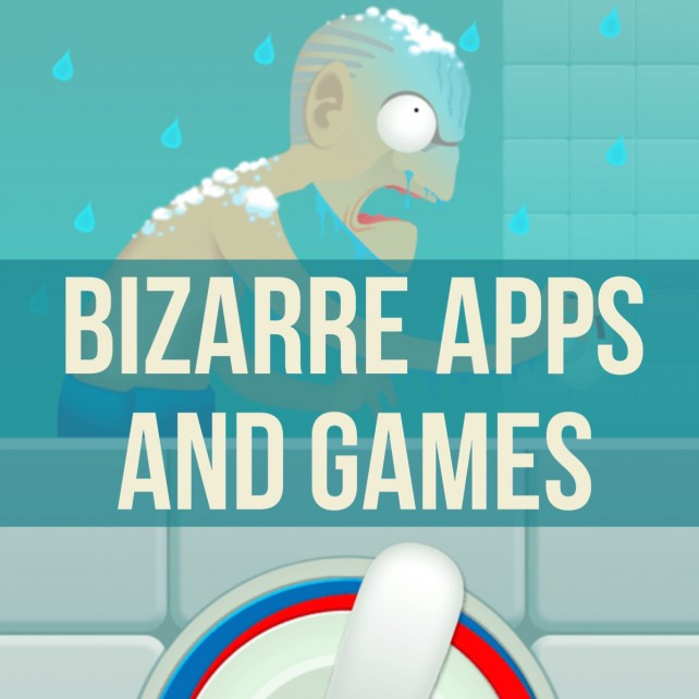 Bizarre App of the Week: Toilet Time