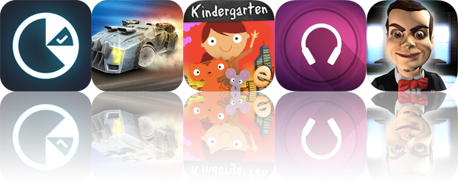 Today's apps gone free: 3Cycle, Battle Riders, Animal Kindergarten Math Games and more