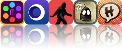 Today's apps gone free: Mastermind Pro, Tadaa SLR, Cambush and more