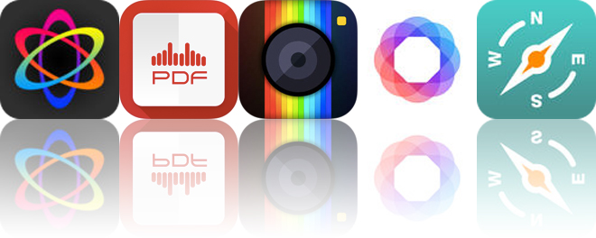 Today's apps gone free: Atomus, PDF to Audio Offline, iDarkroom and more