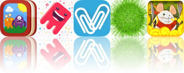 Today's apps gone free: My Story Book Creator, Jellies, QuickClip and more