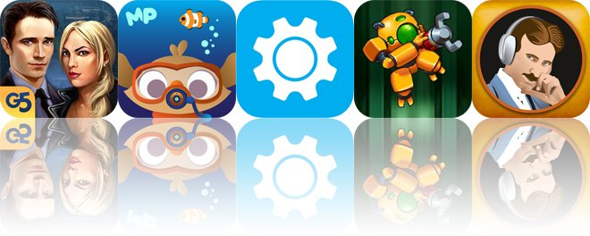 Today's apps gone free: Special Enquiry Detail, MarcoPolo Ocean, Orby and more