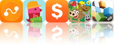 Today's apps gone free: Track Kit, Sago Mini Toolbox, Easy Spending and more