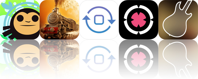 Today's apps gone free: Jungle Rumble, Rails, Convertizo and more